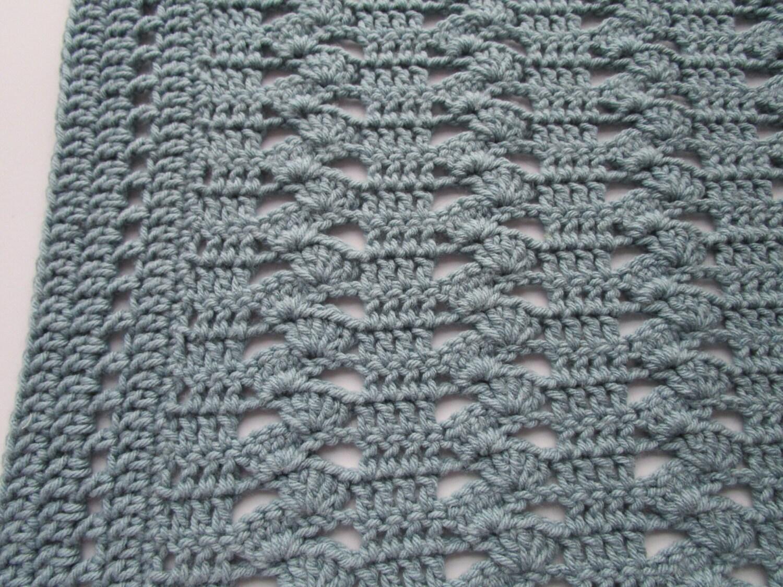 Crochet Blanket Pattern Crochet Patterns Crochet Baby