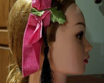 Civil War era Hairnet/ Headdress