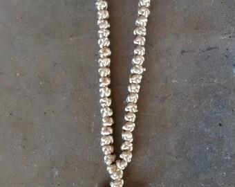 komboskini/orthodox prayer rope 50 knot- gold