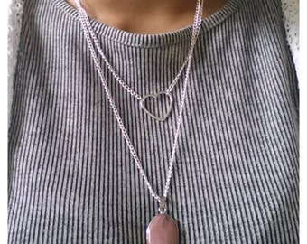 Bewitched layer necklace