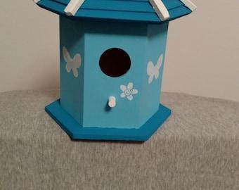 Butterfly Gazebo Birdhouse