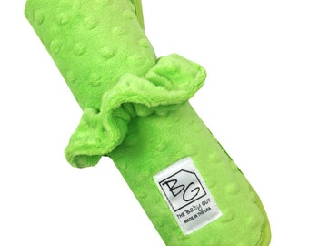 Lime Green Roll and Roll Changing Pad