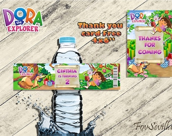 dora the explorer bottle label,dora the explorer birthday party,dora the explorer party,dora the explorer label,dora the explorer tags,dora