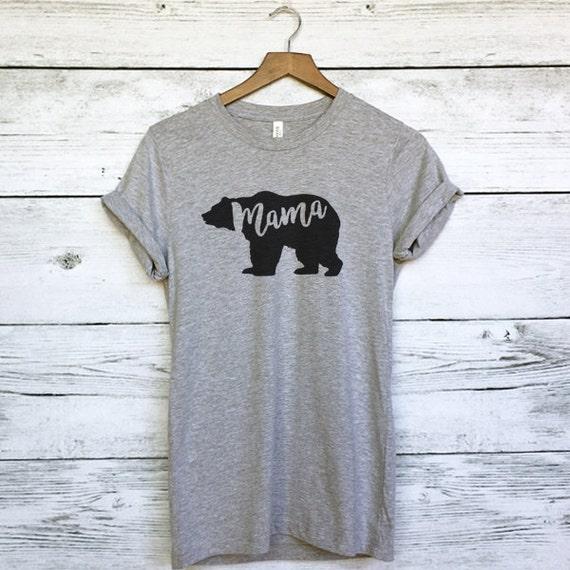 Momma Bear T-shirt mzzCxB4