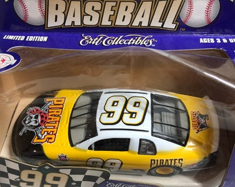 vintage Major League Baseball Collectible Car by Earth