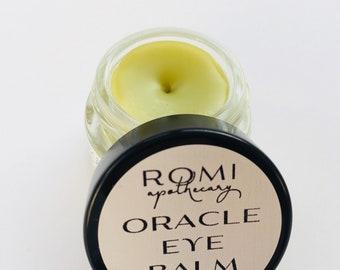 Oracle Eye Balm, Natural skin care, Eye cream, Organic ingredients