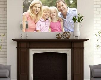 Custom Photo - Personalized Custom Printed Wall Decals