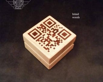 Ring Box Qr Scanner