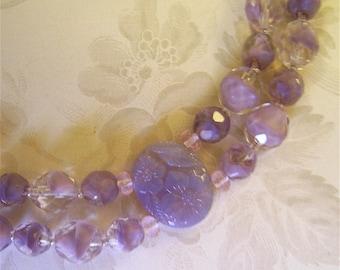 Lavender Sachet Bracelet