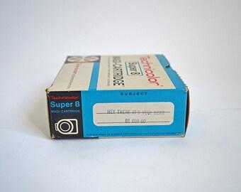 Hey There It's Yogi Bear - Vintage 60s Super 8 Film Magi-Cartridge Technicolor Home Movie Hanna Barbera Animated Musical Comedy