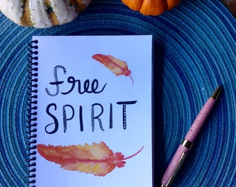 Journal- Free Spirit