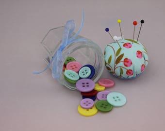 Pincushion jars
