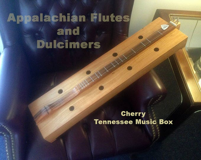 Box Dulcimer - Tennessee Music Box with Optional wood types