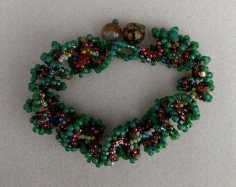 Spiraling Bracelet
