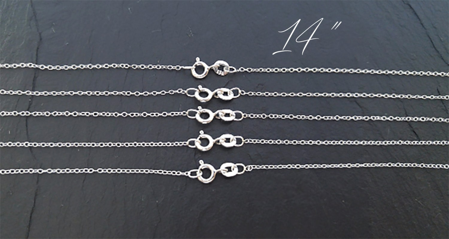 unfinished chain silver strong vermeil gold wholesale oval sold cha chains cable foot per sterling bulk