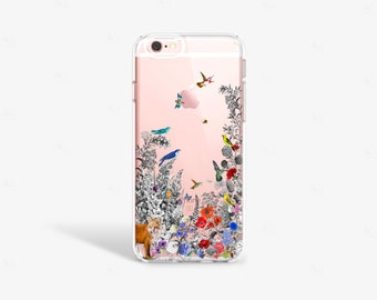 iPhone 8 Plus Case Clear, iPhone 8 Plus Case Floral, iPhone 8 Case Clear, iPhone 8 Case Floral, iPhone 7 Plus Case Clear, Garden Gifts