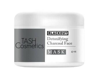 Blackout Charcoal Face Masque