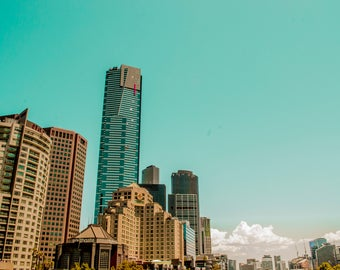 Eureka Tower Melbourne Photo