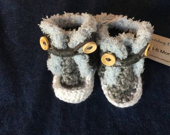 Winter Baby Boots