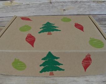 Holiday Gift Box- Natural Bath/Body Products