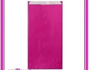 lot 25 pouches bags bags envelopes kraft 12 x 4 x 21 pink