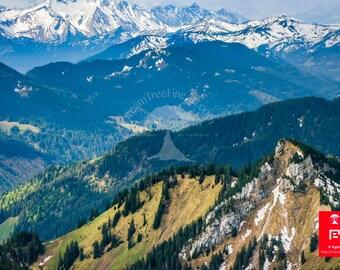 Mountain Photography Wall Print | Wanderlust Wall Art Print | Switzerland Wall Print | Travel Adventure Photography | Nature's Gift Wall Art