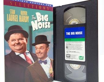 Big Noise VHS Tape
