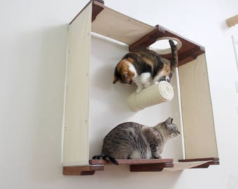 The Cat Mod - Square - Free US Shipping*