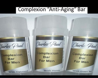 Anti-aging complexion bar
