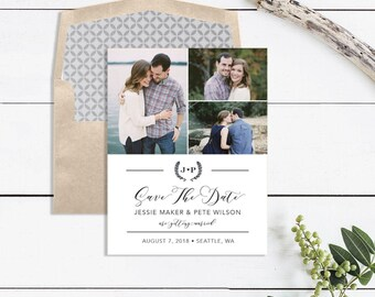 Photo Save the Date Card Photo Save the Date Magnet Photo Save the Date Postcards Save the Date Printable Picture Save the Date Envelope