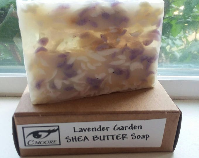Lavender Soap Wholesale Loaf, precut and packaged with customized labels available