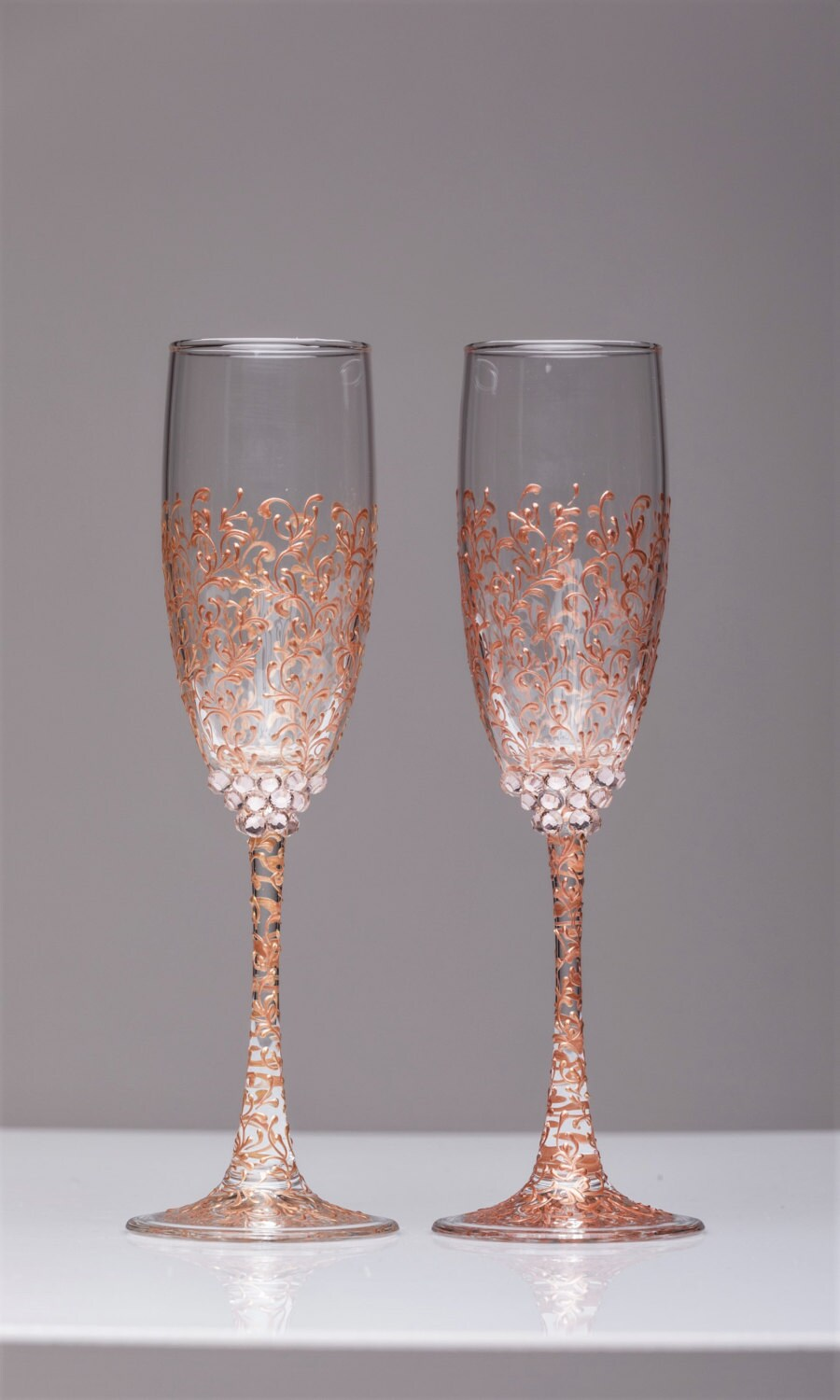Rose-Coloured Glasses for the Bride