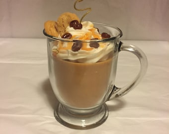 Coffee & Cookies Candle