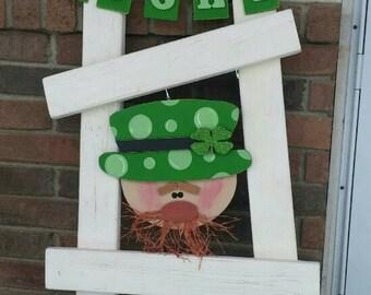 St. Patricks Day interchangeable ladder kit