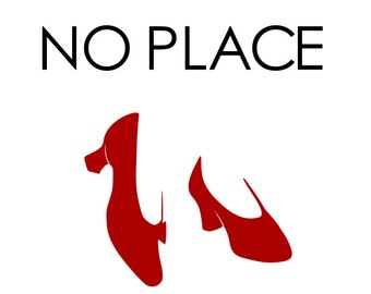 There's No Place Like Home - svg file