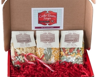 Three  Soup  Gift Box