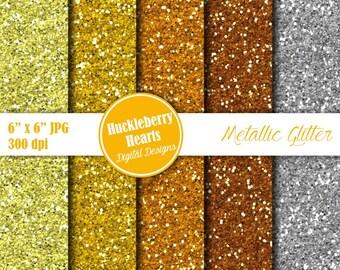 Digital Glitter Paper, Metallic Glitter Paper, Glitter Paper, Glitter Texture