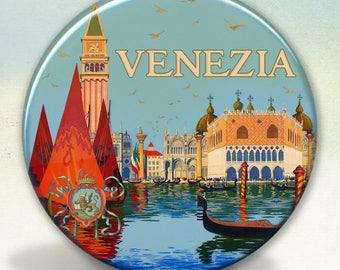 Venezia Venice Italy Pocket Mirror