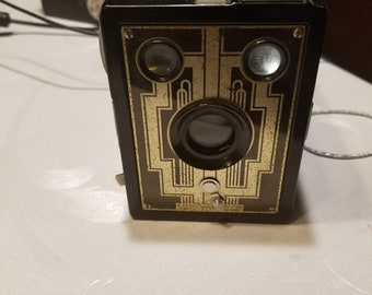 Vintage Kodak Brownie  Six-20 Camera
