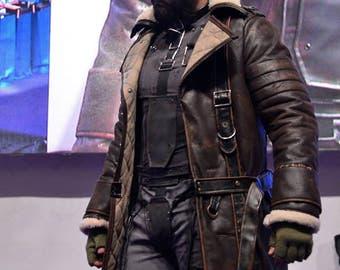 Inspired Maxson's battlecoat - Fallout 4