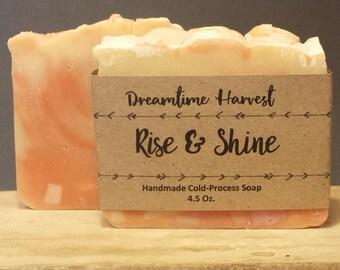 Rise & Shine - Artisan Citrus Soap