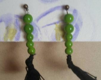 Kagura's earrings.