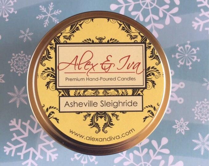 Asheville Sleighride - 8 oz. tin
