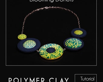Tutorial by Monika Brydova one of 18 tutorials from the eBook Polymer Clay Heaven.