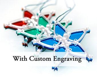 Wayfinder with Engraving, Kingdom Hearts