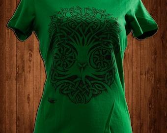 T-Shirt Women Yggdrasil