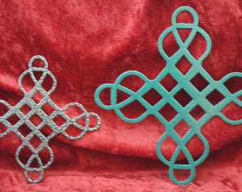Celtic Knot, Irish, Wall Decor, Metal Art, Celtic Symbol