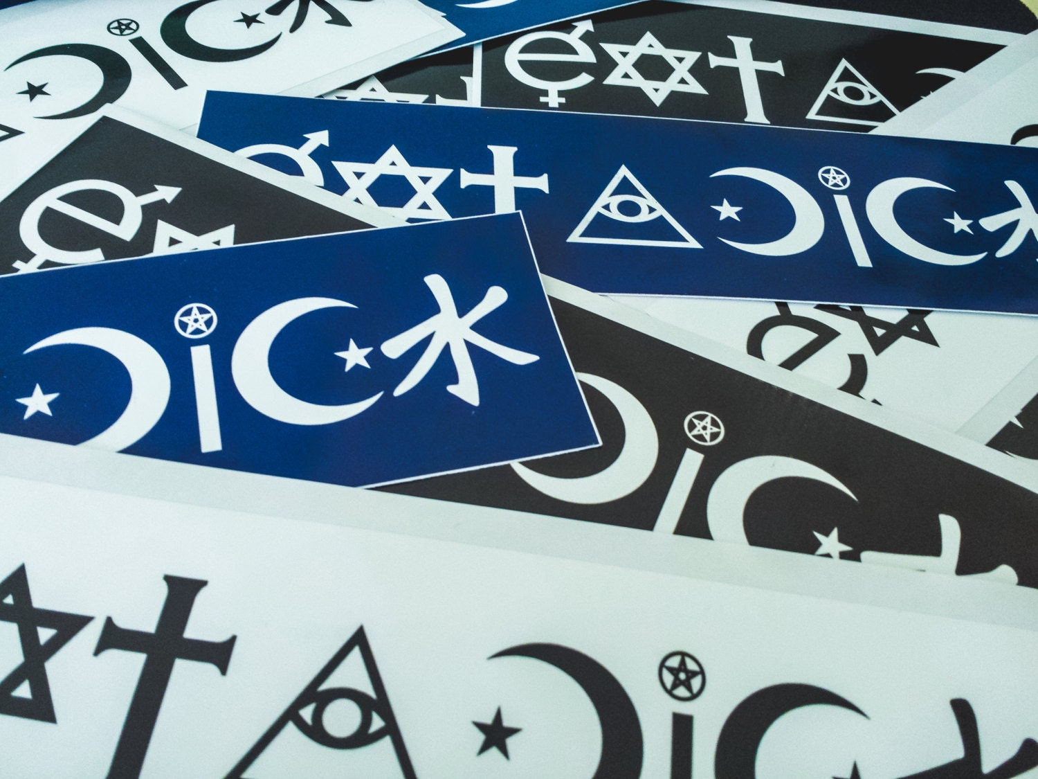 The original eat a dick atheist coexist parody removable zoom biocorpaavc