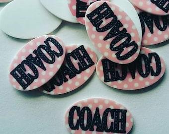 Coach planar Resin