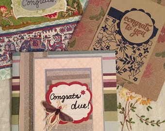 Greeting cards : Thank you